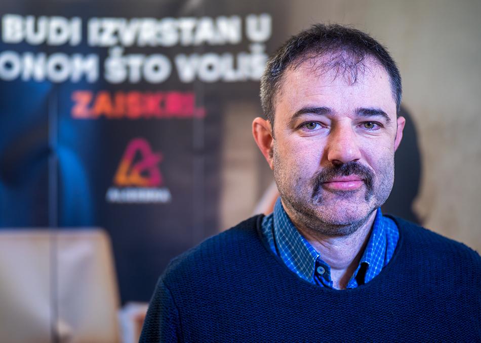 Tomislav Krištof, Senior Lecturer