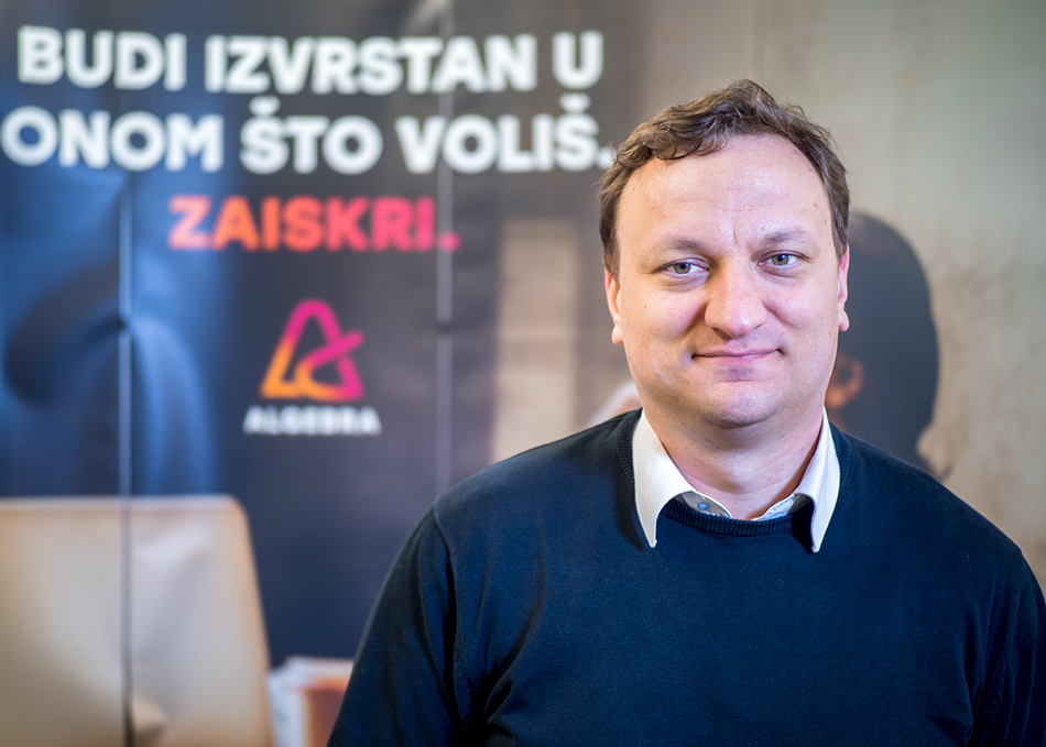 Aleksander Radovan, Senior Lecturer