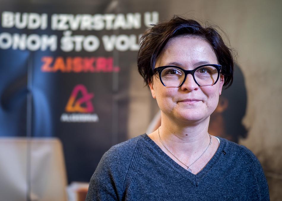 Darija Korkut, Senior Lecturer
