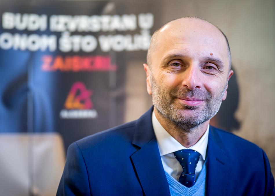 Mirko Talajić, Lecturer
