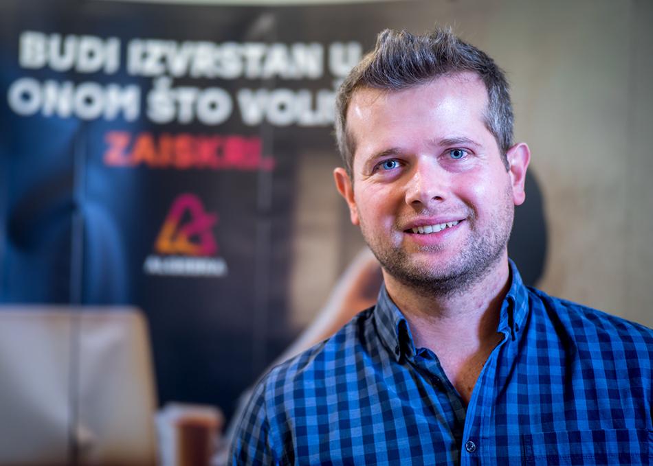 Karlo Josić, asistent