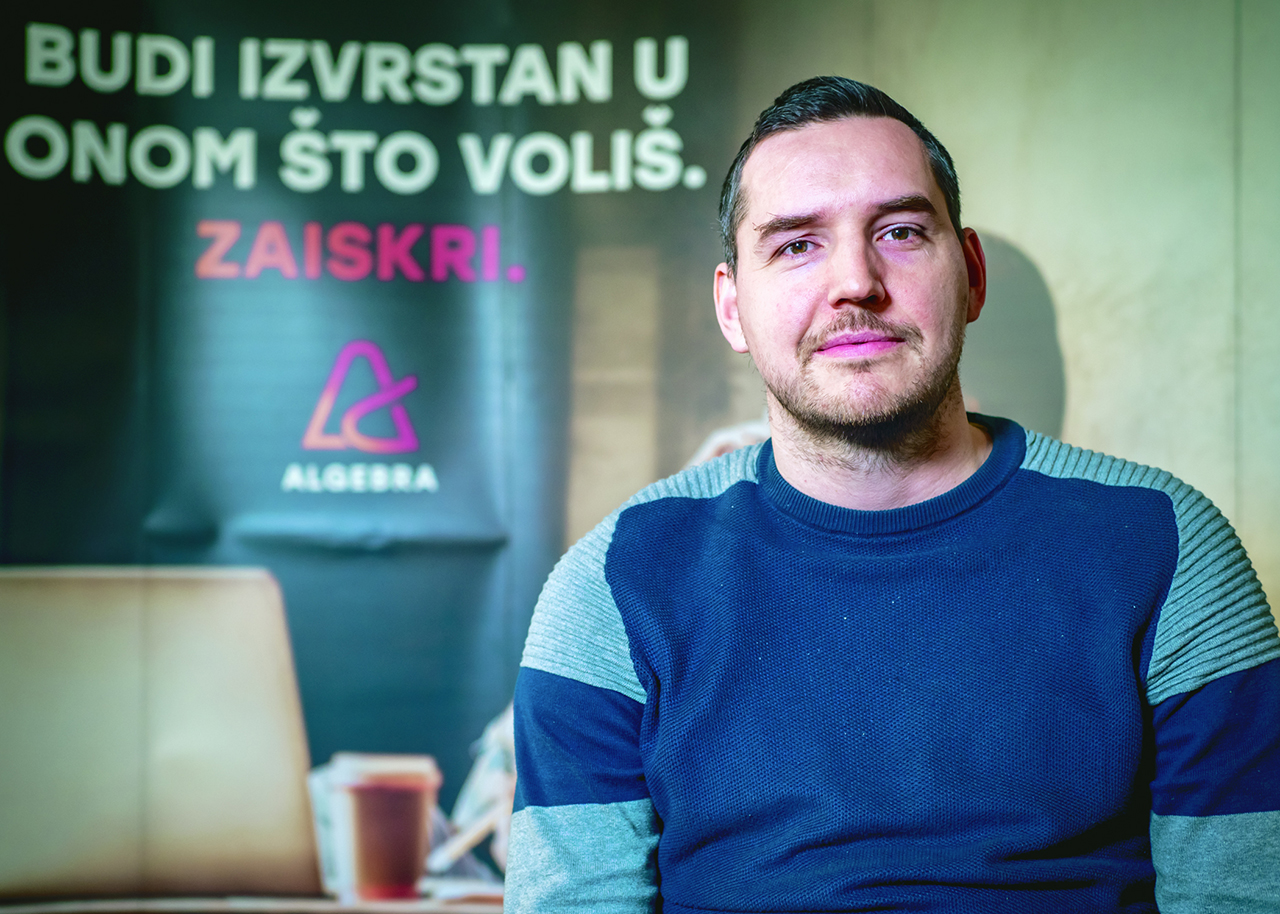 PhD Davor Davidović, Instructor