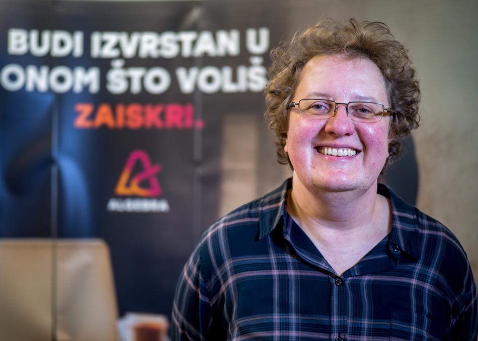 Msc Ratka Jurković, Senior Lecturer