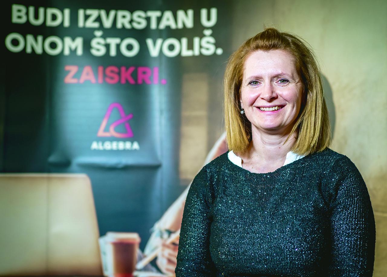 Mirjana Krajcar, pred.