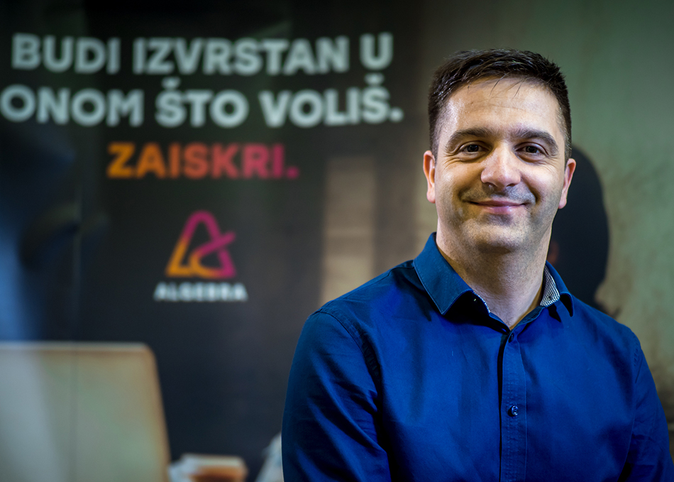 Robert Petrunić, Lecturer
