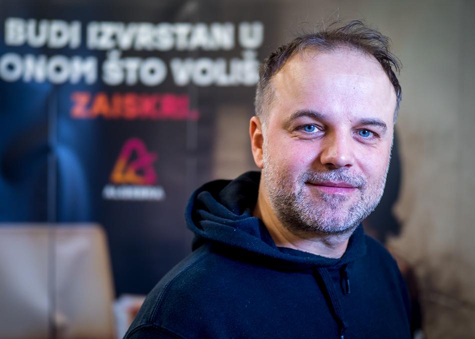 Bojan Fulanović, pred.