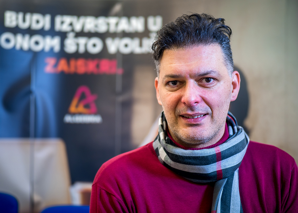 Zlatan Morić, Lecturer