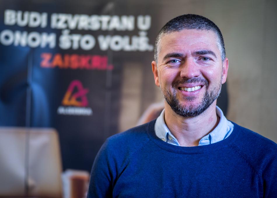 Marko Šimac, Senior Lecturer